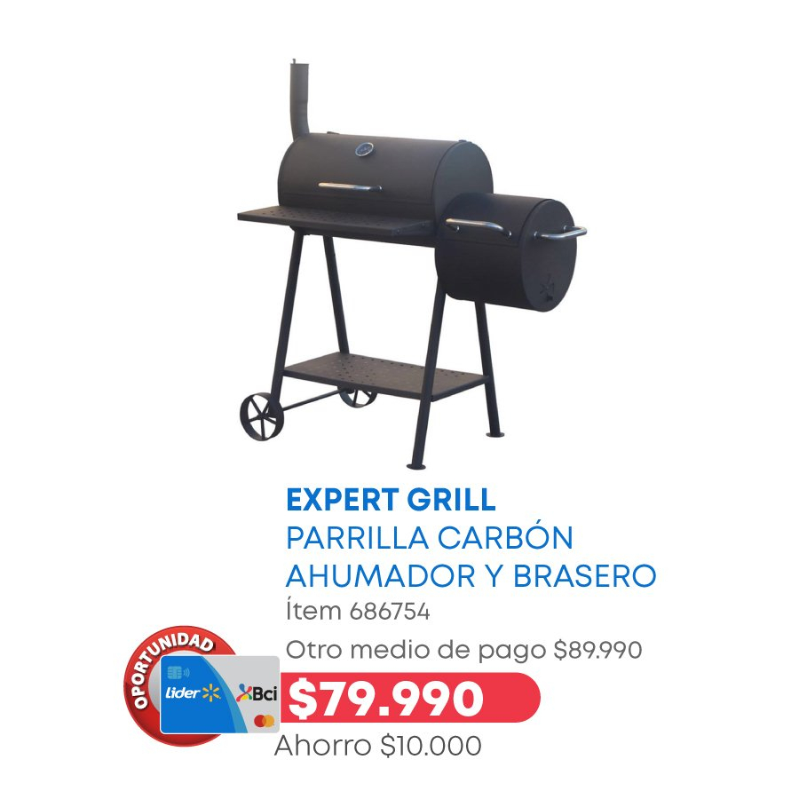 PARRILLA C/ BRASERO
