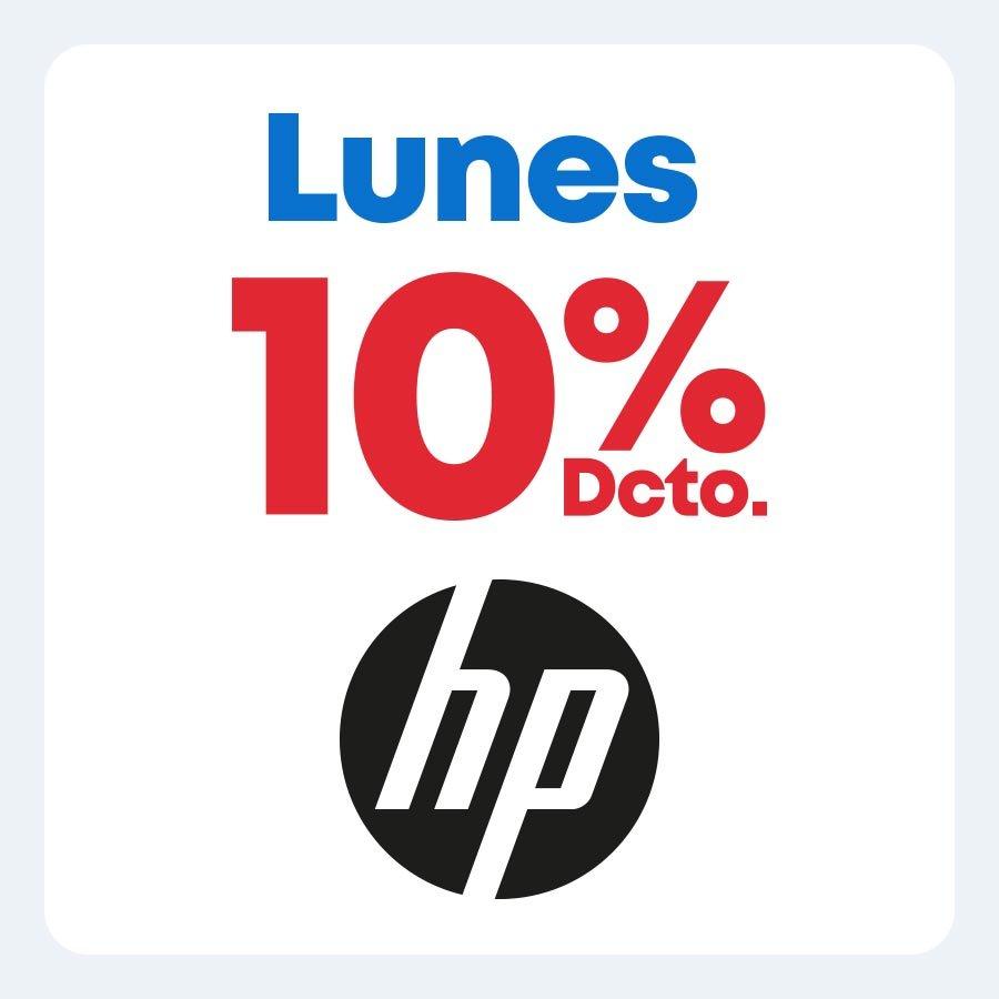10% de dcto HP